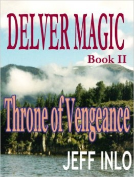 Delver Magic Book II Throne of Vengeance
