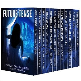 Future Tense Twelve First-In-Series Young Adult SciFi Novels