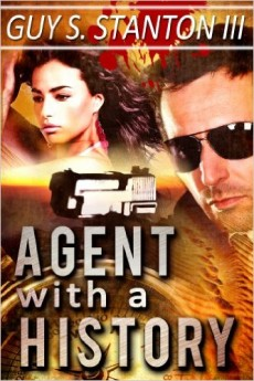 Agent with a History (The Agents for Good Book 1)