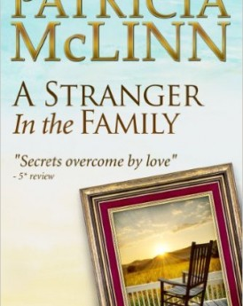 A Stranger in the Family, a western romance (Bardville, Wyoming Trilogy, Book 1)