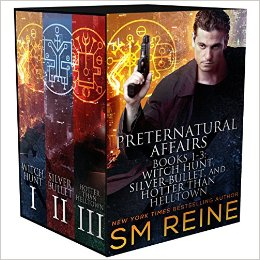 Preternatural Affairs Box Set Books 1-3 Witch Hunt, Silver Bullet, and Hotter Than Helltown