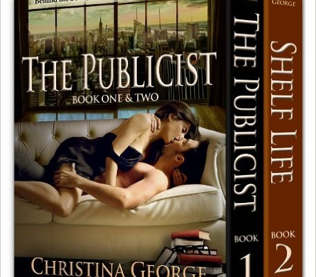 The Publicist Book One and Two Box Set