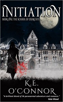 Initiation The School of Exorcists (YA paranormal romance and adventure, Book 1)