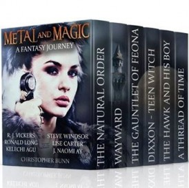 Metal and Magic Box Set A Fantasy Journey