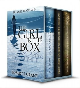 The Girl in the Box Set Series, Books 1-3 Alone, Untouched and Soulless