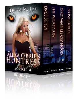 Alexa O'Brien Huntress Series Book 1-4 Box Set