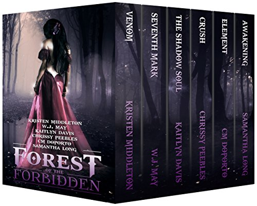 forest-of-the-forbidden-a-paranormal-fantasy-anthology