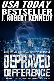 Depraved Difference (A Detective Shakespeare Mystery, Book #1)