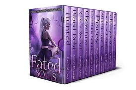 Fated Souls Box Set 10 Clean Paranormal Romance Stories