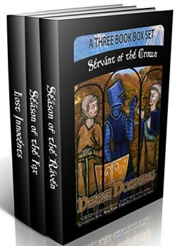 Servant of the Crown Mysteries, 3 Book Box Set