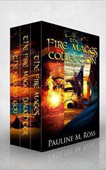 The Fire Mages Collection Box Set