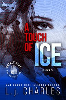 A Touch of Ice (Book 1 Romantic Mystery) The Everly Gray Adventures