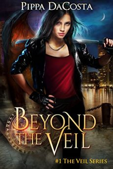 Beyond The Veil A Muse Urban Fantasy (The Veil Series Book 1)