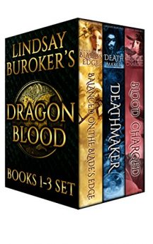 The Dragon Blood Collection Box Set Books 1-3