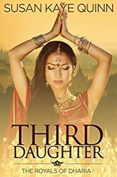 Third Daughter (The Royals of Dharia Book One)