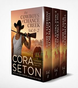 Cowboys of Chance Creek Box Set Vol 0 - 2