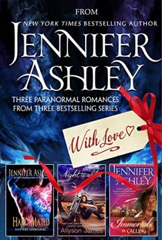 From Jennifer Ashley, With Love Box Set Three Paranormal Romances from Bestselling Series