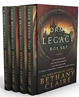 Morna's Legacy (Box Set #1) Scottish Time Travel Romances