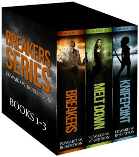 The Breakers Series Box Set Books 1-3