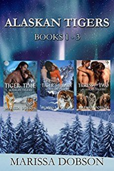 Alaskan Tigers Collection Books One - Three