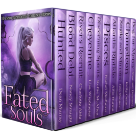 Fated Souls 10 Clean Paranormal Romance Stories