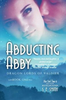 Abducting Abby Science Fiction Romance (Dragon Lords of Valdier Book 1)