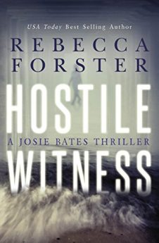 HOSTILE WITNESS A Josie Bates Thriller (The Witness Series Book 1)
