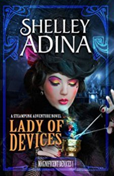 Lady of Devices A steampunk adventure novel (Magnificent Devices Book 1)