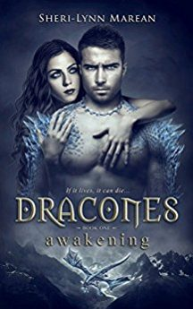 Dracones Awakening Book One Dark Dragon Shifter