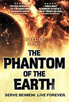 The Phantom of the Earth Box Set An Epic Sci-Fi Saga Books 1-5