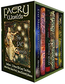 Faery Worlds Box Set Six First-in-Series Urban Fantasy Novels