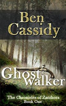 Ghostwalker (The Chronicles of Zanthora Book One)