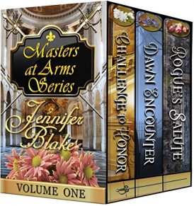 Masters At Arms Series Volume One (Masters At Arms Boxed Sets Book 1)