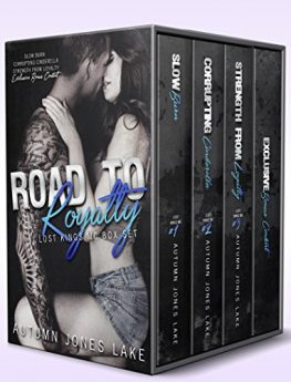 Road to Royalty (Lost Kings MC Box Set) Limited Edition Lost Kings MC Books 1 - 3
