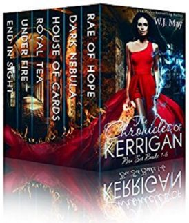 The Chronicles of Kerrigan Box Set Books 1 - 6 Paranormal Fantasy Young Adult New Adult Romance