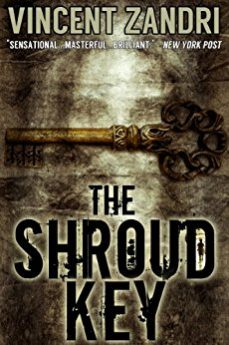 The Shroud Key (A Chase Baker Thriller Series Book 1)