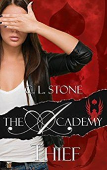 Thief The Scarab Beetle Series #1 (The Academy Scarab Beetle Series)