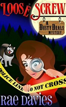 Loose Screw Dusty Deals Mystery Series Book 1