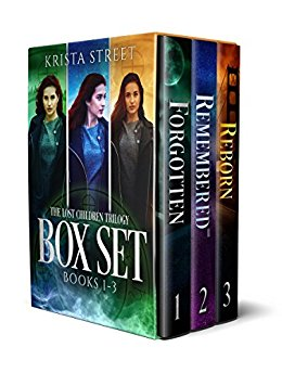 The Lost Children Trilogy Complete Box Set Forgotten, Remembered, Reborn (Books 1-3)