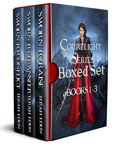 Courtlight Series Boxed Set (Books 1-3)