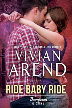 Ride Baby Ride (Thompson & Sons Book 1)