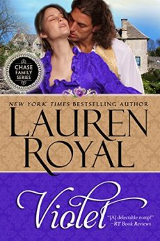 Violet (Chase Family Series The Flowers Book 1)