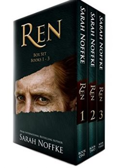 Ren Series Boxed Set (Books 1 - 3)