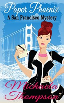 Paper Phoenix A Mystery of San Francisco in the '70s (A Classic Cozy--with Romance!)